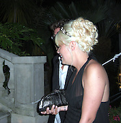 **EXCLUSIVE**.Singer Lily Allen.British GQ celebrate 'How To Lose Friends & Alienate People' party at Cannes Film Festival .Private Villa.Cannes, France.Thursday, May 15, 2008.Photo By Celebrityvibe.com.To license this image please call (212) 410 5354; or Email: celebrityvibe@gmail.com ;.website: www.celebrityvibe.com