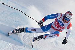 28.12.2010, Pista Stelvio, Bormio, ITA, FIS World Cup Ski Alpin, Men, second downhill training, im Bild Marc Gisin (SUI, #35). EXPA Pictures © 2010, PhotoCredit: EXPA/ J. Groder