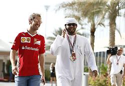 November 24, 2016 - Abu Dhabi, VAE - Motorsports: FIA Formula One World Championship 2016, Grand Prix of Abu Dhabi, .#5 Sebastian Vettel (GER, Scuderia Ferrari) (Credit Image: © Hoch Zwei via ZUMA Wire)