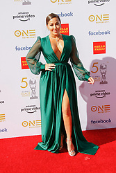 March 30, 2019 - Los Angeles, CA, USA - LOS ANGELES, CA: Adrienne Bailon attends the 50th Annual NAACP Image Awards at The DOlby Theatre on March 30, 2019 in Los Angeles, California. Photo: imageSPACE (Credit Image: © Imagespace via ZUMA Wire)