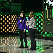 Speaker Bella Ramsey at 2020 WE Day UK at Wembley Arena, London, Uk 4 March 2020.