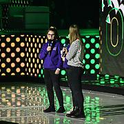 Speaker Bella Ramsey at 2020 WE Day UK at Wembley Arena, London, Uk 4 March 2020.