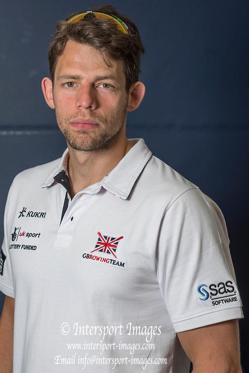 Caversham. Reading. Tom RANSLEY, GBRowing  European Team Announcement, GB Training Base Reading. 13.05.2015. Wednesday. [Mandatory Credit: Peter Spurrier/Intersport-images.com