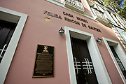 Felisa Rincón de Gautier House Museum Old San Juan, Puerto Rico.