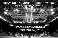 Olympic Badminton 2016