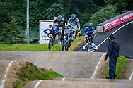 2021 UCI BMXSX World Cup<br /> Round 4 at Bogota (Colombia)<br /> 1/4 Final<br /> ^me#120 PELLUARD, Vincent (COL, ME) GW, Nologo