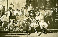 1908 Hollywood businessmen's baseball team