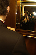 R. Couri Hay. The 2005 Crillon Debutante Ball. Crillon Hotel, Paris. 26  November 2005. ONE TIME USE ONLY - DO NOT ARCHIVE  © Copyright Photograph by Dafydd Jones 66 Stockwell Park Rd. London SW9 0DA Tel 020 7733 0108 www.dafjones.com