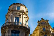 Grand Hotel de Midi, Place de la Comedie, the main square Montpellier, France