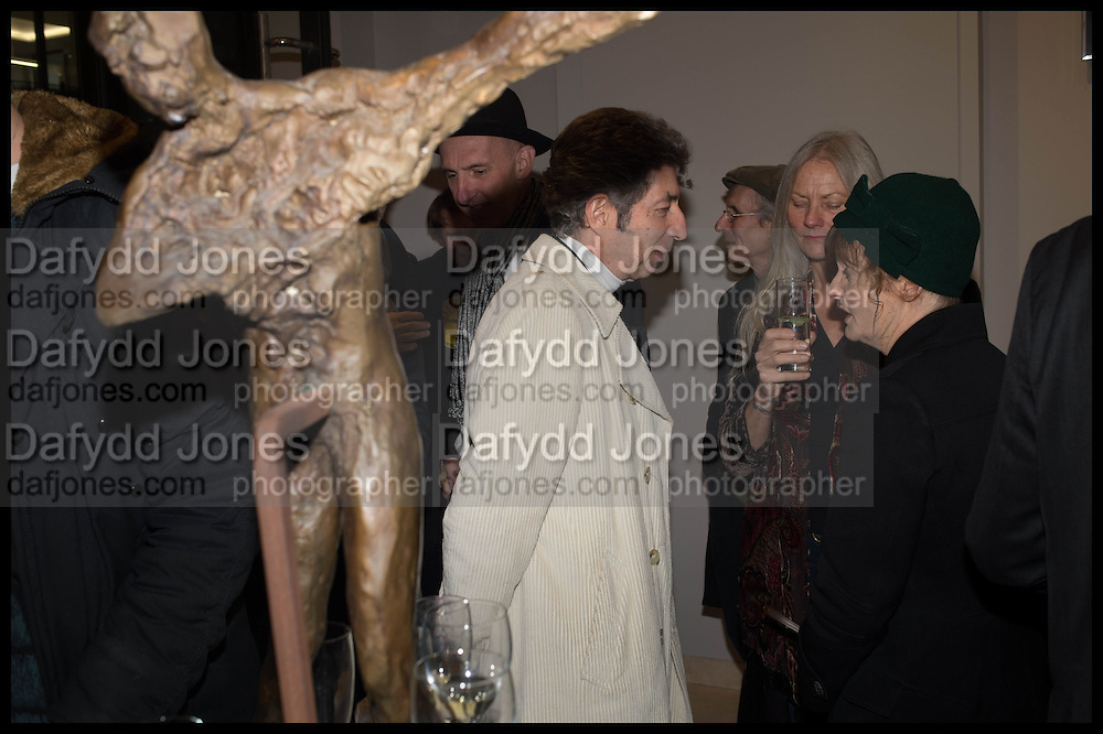DUGGIE FIELDS, Nina Fowler works curated by James Birch, The launch of Dadiani Fine Art, 30 Cork St. London.  24 November 2014