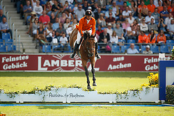 Dubbeldam Jeroen, (NED), SFN Zenith NOP<br /> Team completion and 2nd individual qualifier<br /> FEI European Championships - Aachen 2015<br /> © Hippo Foto - Dirk Caremans<br /> 20/08/15