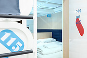 Milan, Ostelzz, first capsule hotel in town