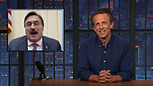 """May 27, 2021 - NY: NBC's """"Late Night With Seth Meyers"""" - Episode 1154A"""
