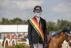 Thijskens Laure, BEL<br /> Belgisch Kampioenschap Jeugd Azelhof - Lier 2020<br /> © Hippo Foto - Dirk Caremans<br />  02/08/2020