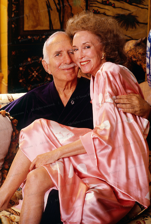 """Author Helen Gurley Brown was the editor of Cosmo and her husband David Brown was a Hollywood producer of movies, """"Jaws,"""" """"the Sting,""""The Verdict,"""" """"Cocoon ,""""A Few Good Men,"""" and """"Deep Impact."""""""