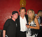 "Robert Iler, James Woods & Girlfriend Madison.""Entourage"" Season Three New York Premiere - Post Party. Buddha Bar .New York City, NY, United States .Wednesday, June 07, 2006.Photo By Celebrityvibe.com.To license this image please call (212) 410 5354; or.Email: sales@celebrityvibe.com ;.Website: www.celebrityvibe.com ....."