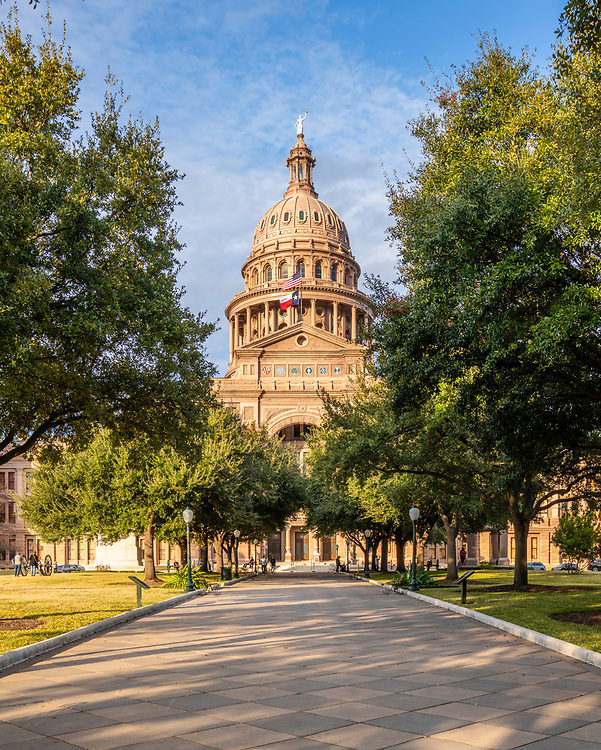 Austin, Texas, 2020