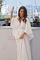 Actress Shiree Nadav-Naor at the TheBeyond The Mountains And Hills film photo call at the 69th Cannes Film Festival Sunday 15th May 2016, Cannes, France. Photography: Doreen Kennedy