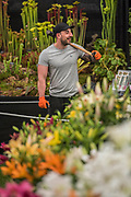 The Chelsea Flower Show organised by the Royal Horticultural Society with M&G as its MAIN sponsor for the final year.