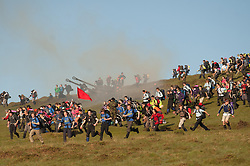 © licensed to London News Pictures. Okehampton, UK  14/05/2011 Thousands of young people take part in the 2011 Ten Tors event on Dartmoor. Please see special instructions for usage rates. Photo credit should read London News Pictures