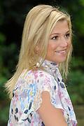 Photocall of the dutch Royal Family.<br /> On the photo: princess Máxima <br /> <br /> Fotosessie op Landgoed de Horsten in Wassenaar <br /> Op de foto:  Prinses Máxima