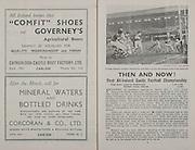 All Ireland Senior Football Final Replay, Kerry v Roscommon, 27.10.1946, 10.27.1946, 27th October 1946, Kerry 2-08 Roscommon 0-10, 27101946AISFCF, .