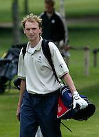 MOLENSCHOT - Gordon Machielsen.   Voorjaarswedstrijd golf 2003 op GC Toxandria. . COPYRIGHT KOEN SUYK