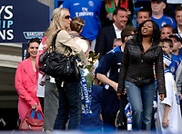 Photo: Daniel Hambury.<br />Chelsea v Manchester United. The Barclays Premiership. 29/04/2006.<br />Some of Chelsea's player's wives and girlfriends.