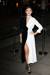 Sinead Harnett arrives at the Late Fabulous Fund Fair at the Roundhouse in London during the Autumn/Winter 2019 London Fashion Week. PRESS ASSOCIATION. Picture date: Monday February 18, 2019. Photo credit should read: Isabel Infantes/PA Wire