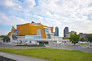 Berlin Philharmonie concert hall the home of the Berlin Philharmonic orchestra