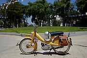 Vintage motorbike ICM 1963