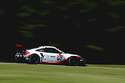August 17-19 2018: IMSA Weathertech Michelin GT Challenge at VIR. 912 Porsche GT Team, Porsche 911 RSR, Laurens Vanthoor, Earl Bamber