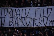 tifosi<br /> Virtus Segafredo Bologna - Vanoli Cremona<br /> Legabasket Serie A 2017/18<br /> Paladozza, 03/12/2017<br /> Foto M.Brondi / Ciamillo-Castoria