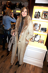 PAOLA THOLSTRUP at the launch of 'A Better World' a single by Laura Comfort held at the Ralph Lauren children's store, Old Brompton Road, London on 2nd December 2008.