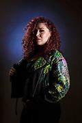 "Albuquerque musician Ashley ""Saywut"" Moyer, Human Beatbox. Ashely ""Saywut"" Moyer by Steven St. John."