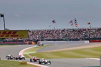 MOTORSPORT - F1 2013 - BRITISH GRAND PRIX - GRAND PRIX D'ANGLETERRE - SILVERSTONE (GBR) - 28 TO 30/06/2013 - PHOTO : FREDERIC LE FLOC'H / DPPI<br /> SUTIL ADRIAN (GER) - FORCE INDIA VJM06 - ACTION