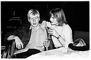 Boris Johnson and Allegra Mostyn-Owen, , sultans Ball, Oxford Town Hall, 10 March 1986. SUPPLIED FOR ONE-TIME USE ONLY> DO NOT ARCHIVE. © Copyright Photograph by Dafydd Jones 66 Stockwell Park Rd. London SW9 0DA Tel 020 7733 0108 www.dafjones.com