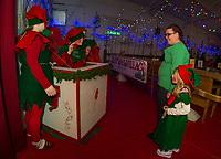 Christmas Village at the Laconia Community Center.  Karen Bobotas for the Laconia Daily Sun