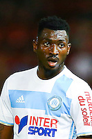 Andre Zambo Anguissa of Marseille during a friendly match between Girona and Marseille at Stade de Montivili on August 3, 2016 in Girona, Spain. (Photo by Manuel Blondeau/Icon Sport)
