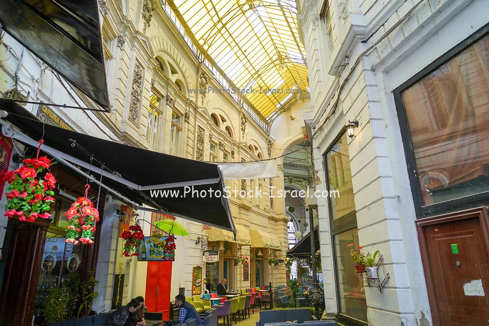Cityscape, Bucharest, Romania