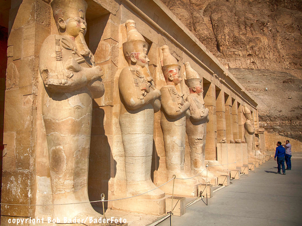 Faces of Hatshepsut