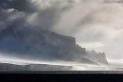 Ice berg near Brown Bluff in Antarctica