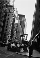 Gouverneur Street Lower Manhattan New York circa 2000