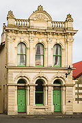 Historic Harbour Board Building, Oamaru, Otago, South Island, New Zealand