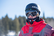 Sven Thorgren during Snowboard Slopestyle Practice during 2015 X Games Aspen at Buttermilk Mountain in Aspen, CO. ©Brett Wilhelm/ESPN