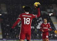 13/12, Fulham v Liverpool, Minamino
