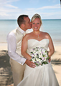 Sam & Gloria. Almond Morgan Bay, St Lucia.