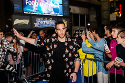 Claudio Bravo at the All or Nothing: Manchester City, at The Printworks in Manchester ahead of its release on Friday.