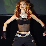 Great Lenght haarshow, optreden Denise van Rijswijk
