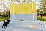 Harold Ancart - Subliminal Standard | Public Art Fund Opening